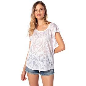Rip Curl Viamala Flower Camiseta Mujer, white